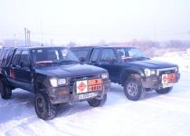 Автомобили для перевозки боеприпасов
