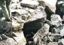 Разрушение конструкций СИГБ-2